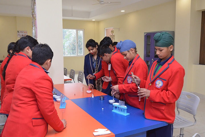 The Unirise World School-lab