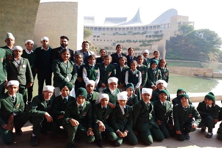 Top Ranker International School-educational trip