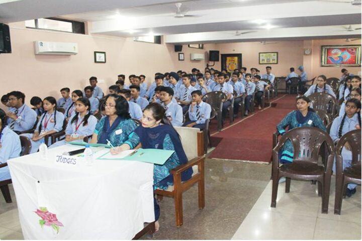 Uspc Jain Public School-English Vinglish Club