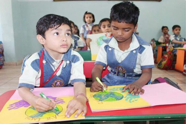 Uspc Jain Public School-Art