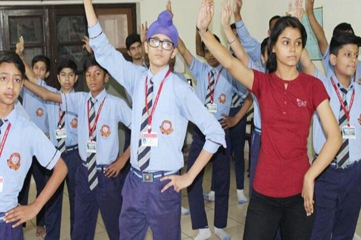 Uspc Jain Public School-Dance Room