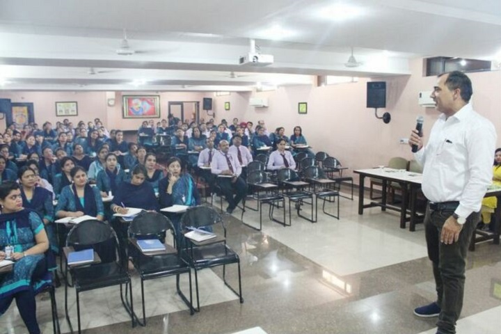 Uspc Jain Public School-Seminar Hall