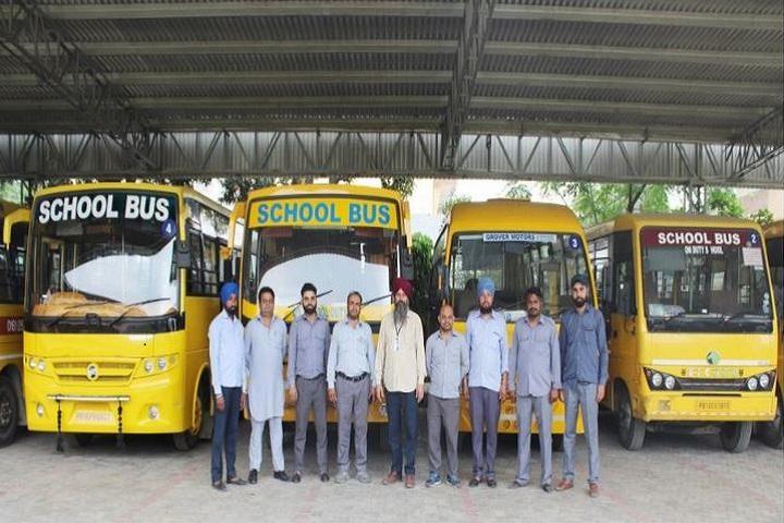 Uspc Jain Public School-Transport