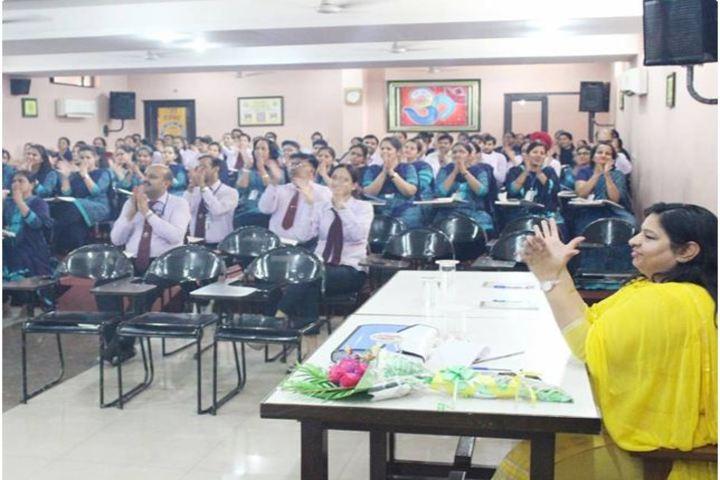 Uspc Jain Public School-WorkShop