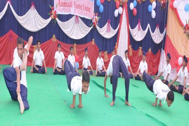 Victoria International School-Annual Function Activity