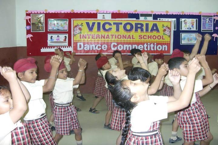 Victoria International School-Dance Competition