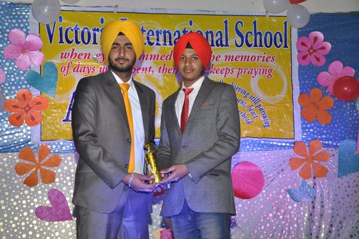 Victoria International School-Fare well Celebrations