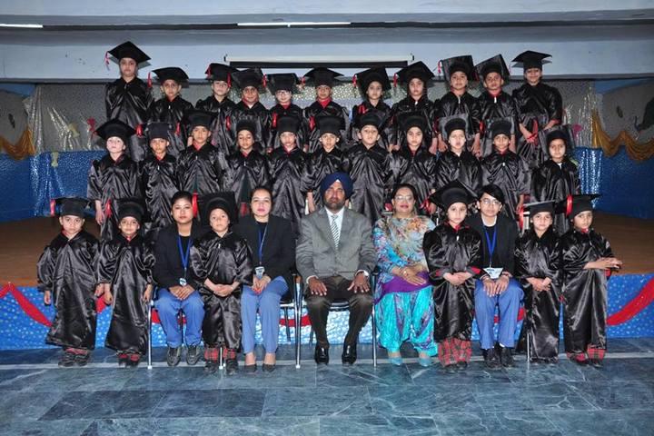 Victoria International School-Graduation Day