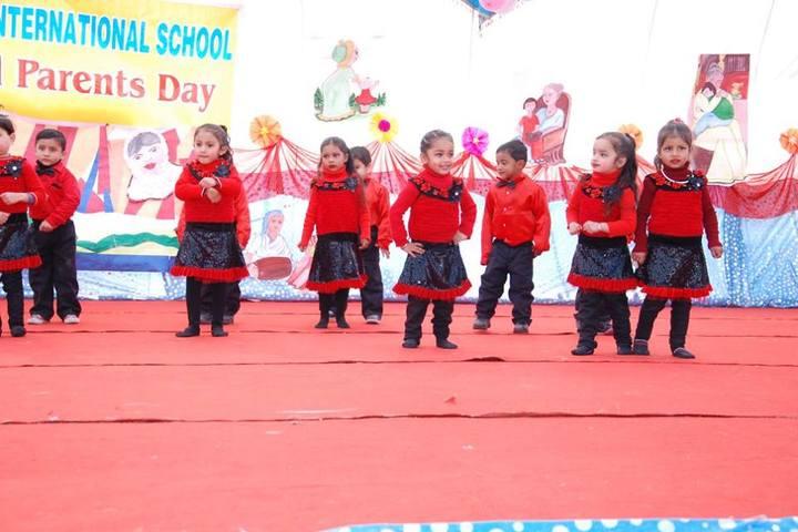 Victoria International School-Grand Parents Day Celebrations