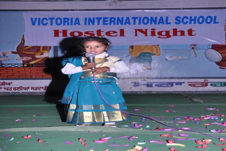Victoria International School-Hostel Night