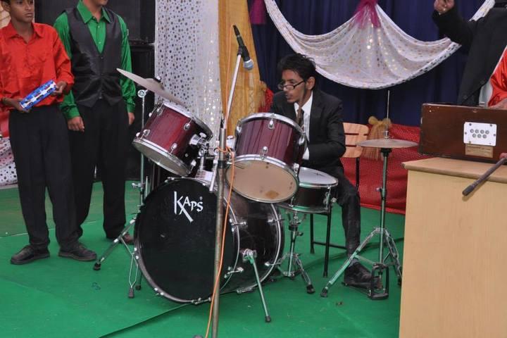Victoria International School-Music
