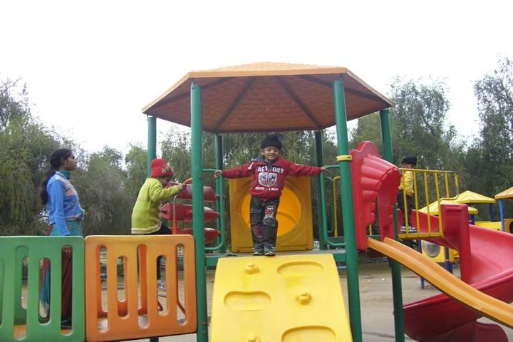 Victoria International School-Play Area