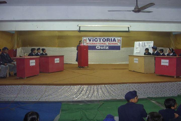 Victoria International School-Science Quiz