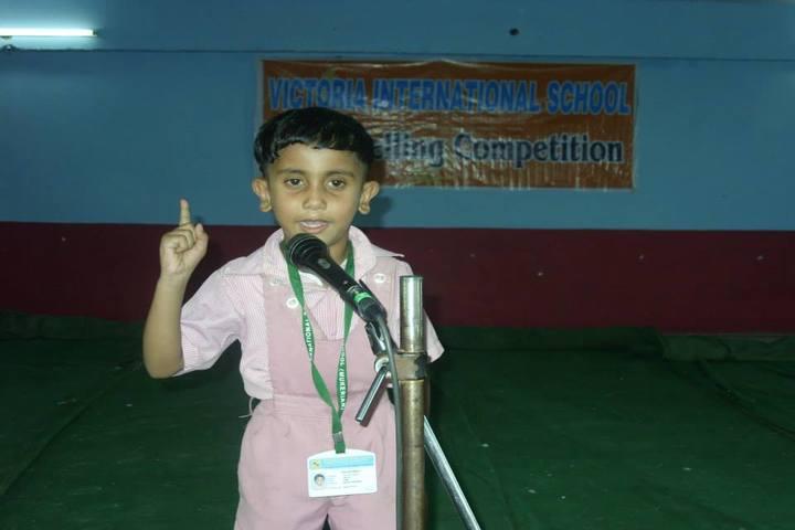 Victoria International School-Story Telling