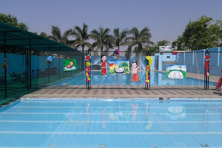 Victoria International School-Swimming Pool