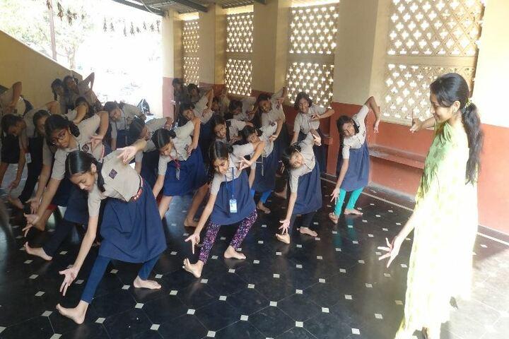 Ashram Public School-Dance