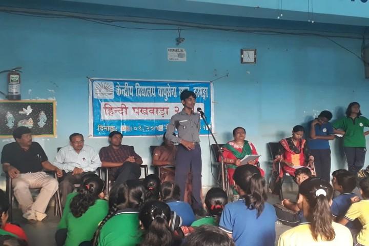Kendriya Vidalaya No 2-Hindi Pakhwara