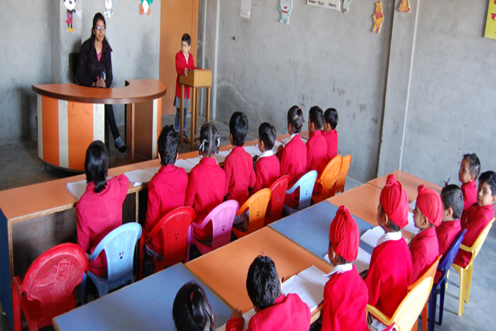 Victoria Public School-Class Room