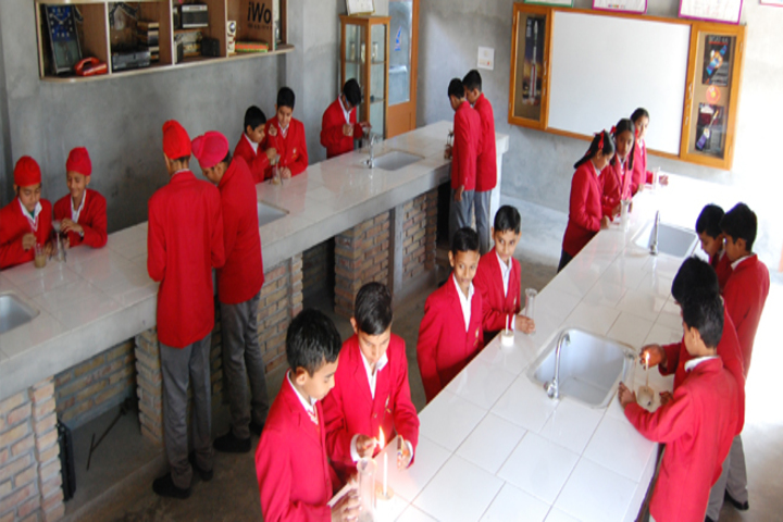 Victoria Public School-Science Lab