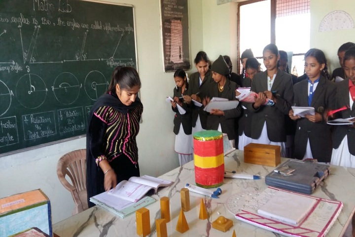 Vishal Public Senior Secondary School-Maths-Lab