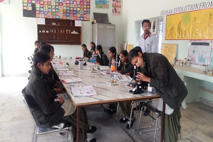 Vishal Public Senior Secondary School-Science-Lab