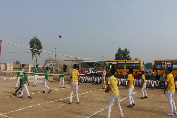 Vishal Public Senior Secondary School-Sports