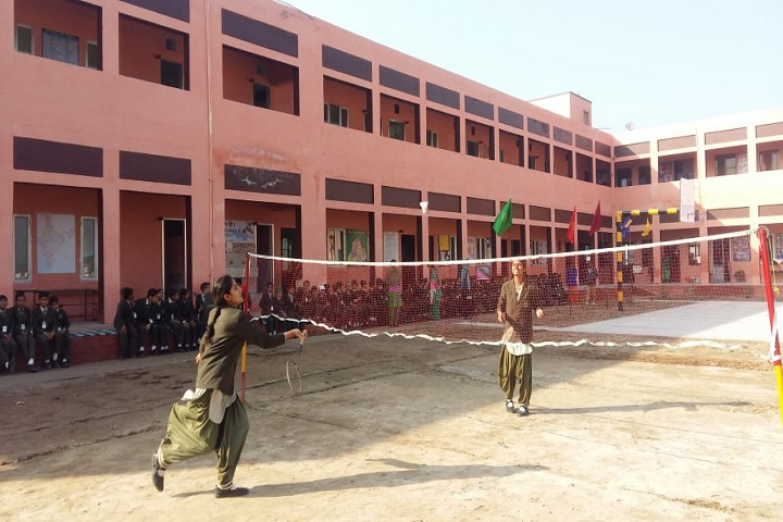 Vishal Public Senior Secondary School-Tennis