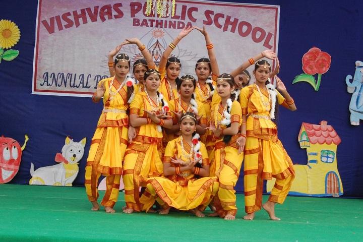 Vishvas Public Senior Secondary School-Annual Day
