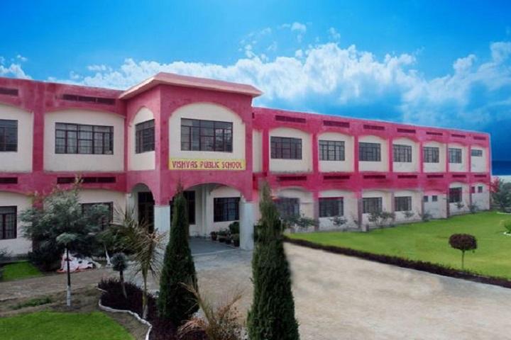 Vishvas Public Senior Secondary School-Camus