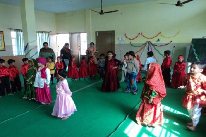 Vishvas Public Senior Secondary School-Dance Room