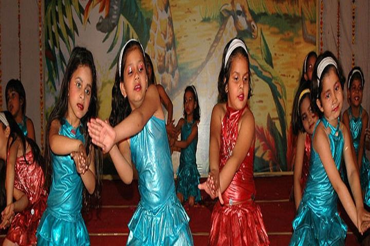 Vishvas Public Senior Secondary School-Dance
