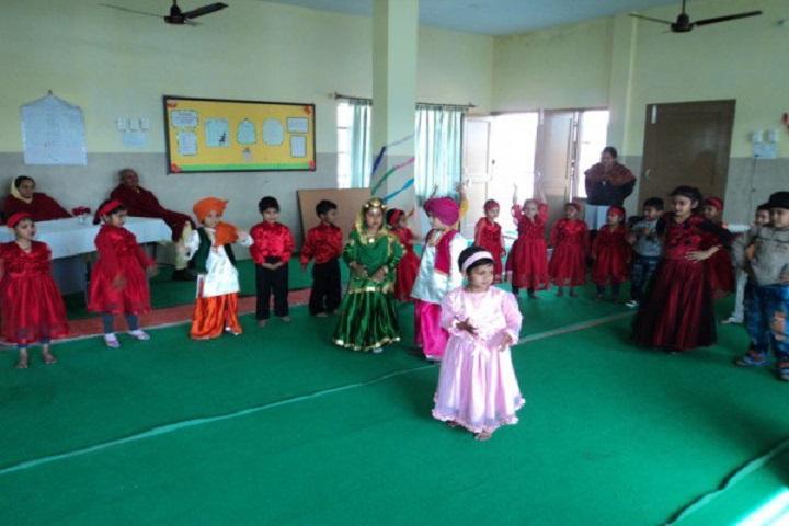 Vishvas Public Senior Secondary School-Farewell