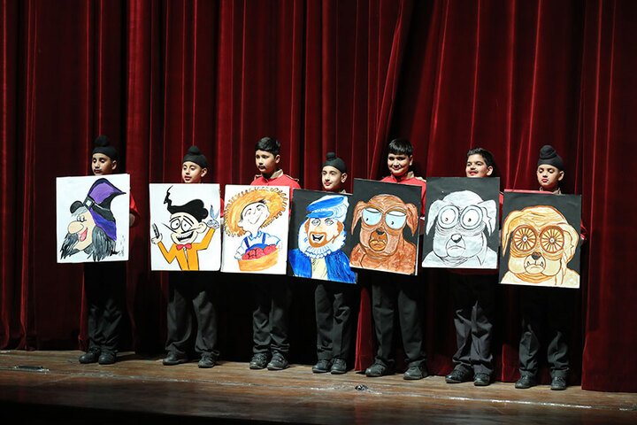 Vivek High School-Activity