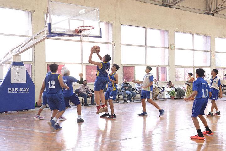 Vivek High School-Sports