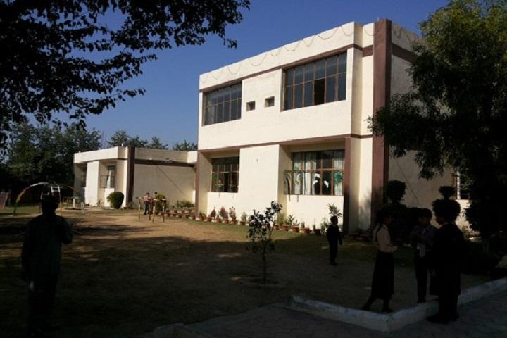 Vivek Public School-Campus