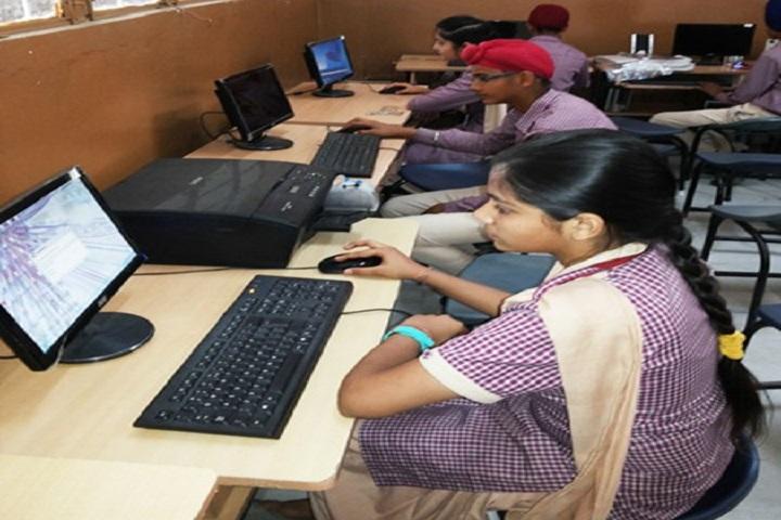 Vivek Public School-IT-Lab