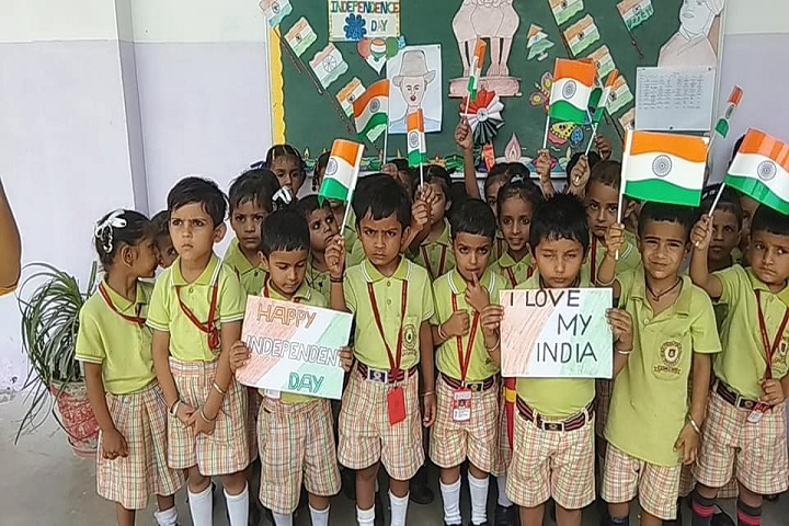Wheat Fields Public School-Independence day