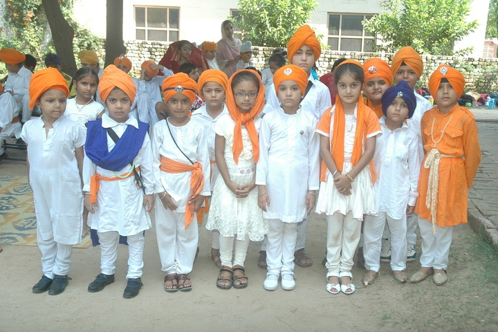 Wood Blossom School-Students1