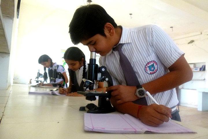 A V S Public School-Lab