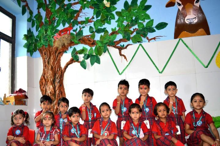 A V S Public School-Raksha Bandhan