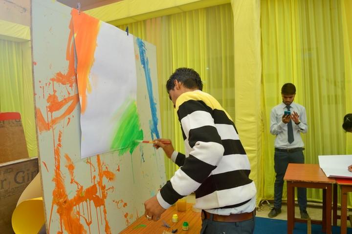 A V S Public School-Youth Festival
