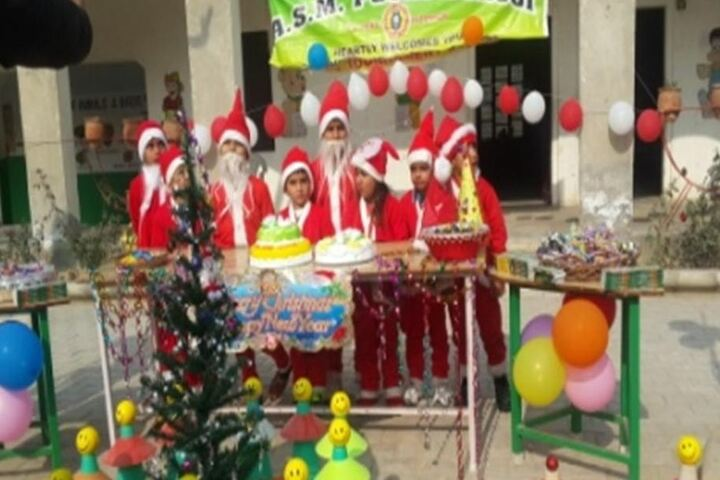 ASM Public School-Christmas