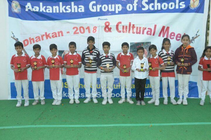 Aakanksha International School-The Gurukul-Childrens Meet
