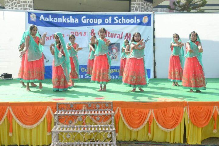 Aakanksha International School-The Gurukul-Cultural activity