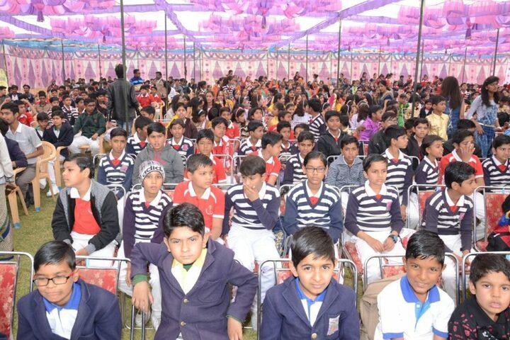 Aakanksha International School-The Gurukul-Function