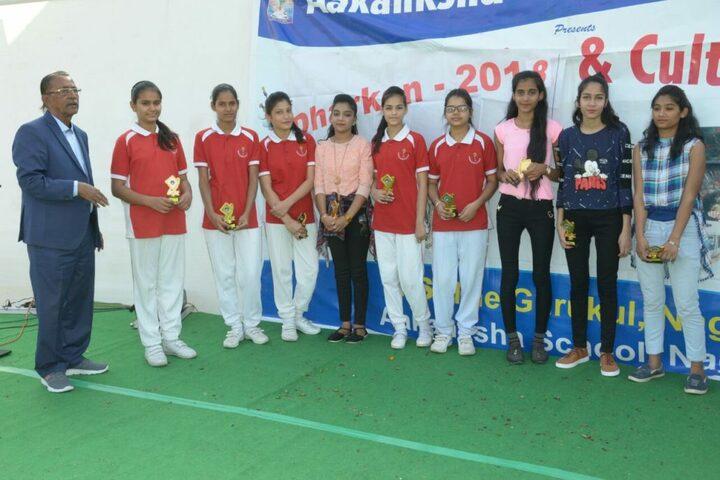 Aakanksha International School-The Gurukul-Group Photo