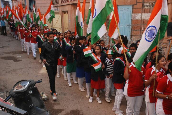 Aakanksha International School-The Gurukul-School Events