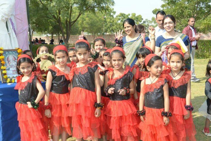 Aakanksha International School-The Gurukul-Teachers