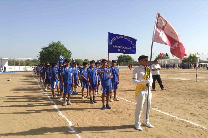 Acharya Nanesh Academy-Sports