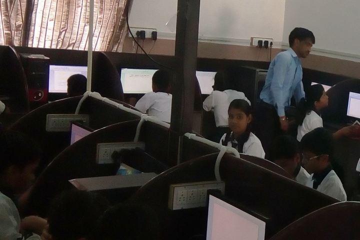 Adarsh International School-IT Lab
